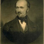 Johann August Sutter around 1835
