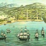 Yerba Buena, old San Francisco, in 1847