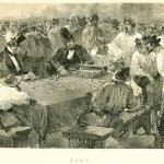 Gambling in the Gold Rush