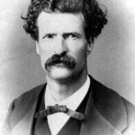 Mark Twain in California