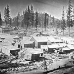 Nevada City in 1851
