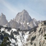 California's Mount Whitney