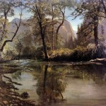 Yosemite Valley, Albert Bierstadt