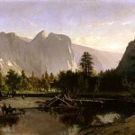 Yosemite Valley, William Keith