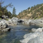 The Yuba River near Bridgeport, Ca.