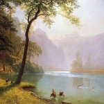 Kern River Valley, Albert Bierstadt