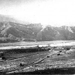 Rancho Camulos along the Santa Clara River, 1888