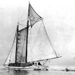 San Francisco schooner Alma 1900
