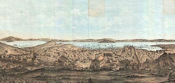 San Francisco, 1856