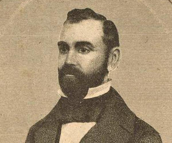 Isaac Bluxome Jr, the vigilantes 33 Secretary