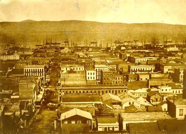 Sacramento in 1856