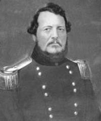 Marshal Doane, vigilnte military leader