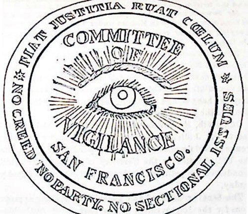 Seal of the Committee of Vigilance