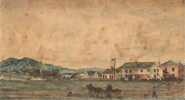 Benicia, CA 1856