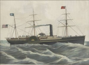The SS Golden Age