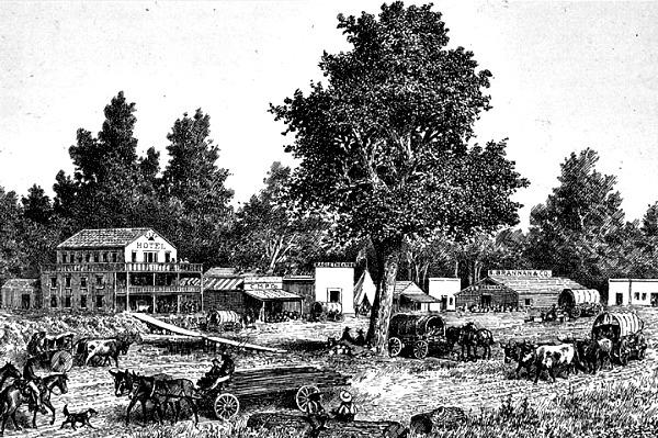 Sacramento 1849