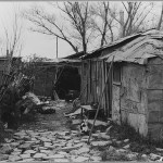 Sacramento Squatters camp 1940