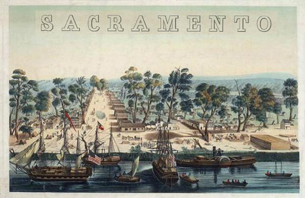 1850 Sacramento