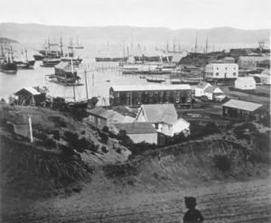Rincon harbor 1852