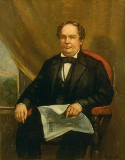 Governor John Bigler