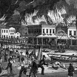 San Francisco fire 1851