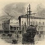 The Apollo Saloon and the prison ship Euphemia