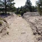 Wagon ruts on the trail west, Phil Konstantin