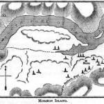 A map of Mormon Island