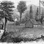 Sutter's sawmill at Coloma