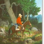 The Lone Prospector, A.D.O. Browere