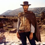 Eastwood in The Good the Bad and the Ugly