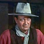 John Wayne in Rio Bravo