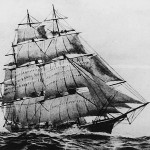 Clippership Flying Cloud