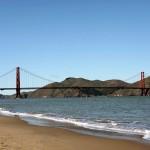 Golden Gate Bridge, by Apple He