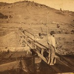 Placer mining, Brown's Flat ,Tuolumne County