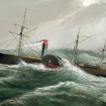 US Mail steamship Pacific 1849