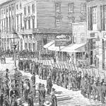 Portsmouth Square, San Francisco 1856