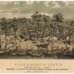Sacramento, California 1849